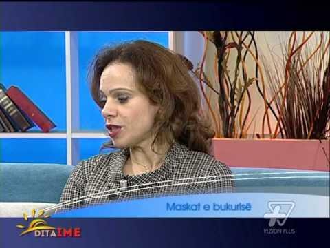 Dita Ime - Maskat e bukurise - 24 Janar 2014 - Show - Vizion Plus