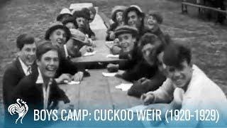 Boys Camp (1920-1929)