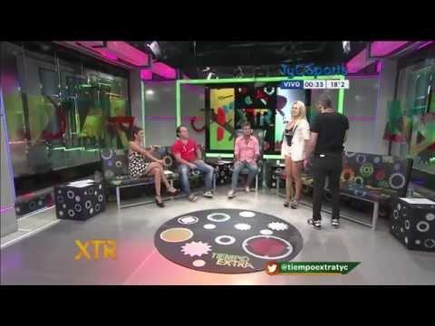 Alejandra maglietti vueltita XTR. Upskirt. short. cola thumbnail