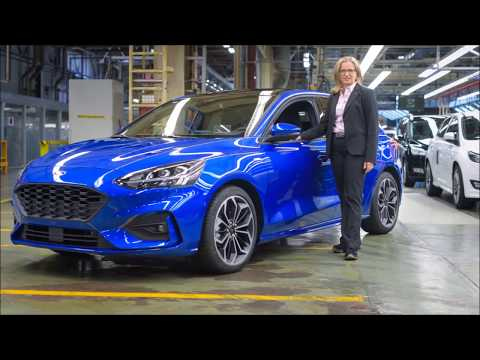 2019 Ford Focus - PRODUCTION