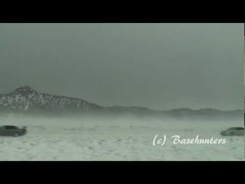 3/20/12 Raton, NM to Walsenburg, CO Mini Blizzard