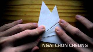 Origami Star Trek (tutorial)