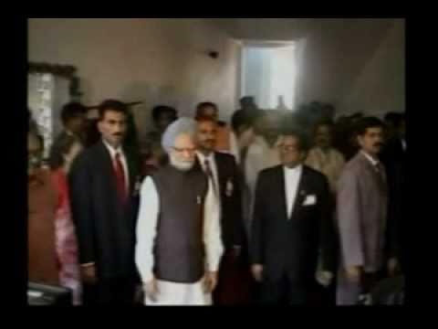 Prime Minister Dr. Manmohan Singh at DBI