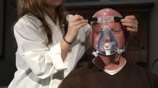 CPAP Mask Tutorial