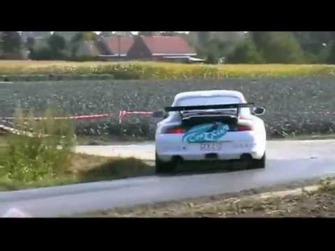 Porsche 911 GT3 RS Rallye Action Sound Pure HD