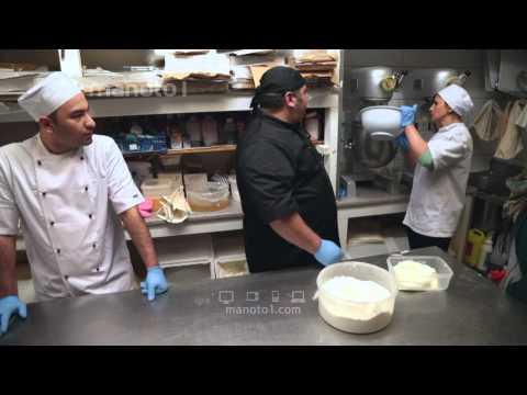 خلیفه قناد - کیک یزدی و شیرینی سپه سالاری