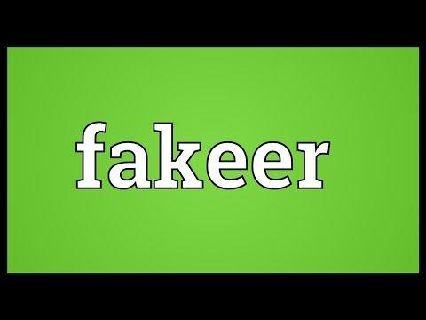 Header of fakeer