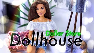 DIY - How to Make: Dollar Store Dollhouse   Do It Yourself Toy Hacks