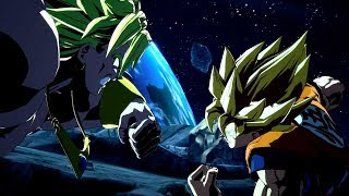 DRAGON BALL FighterZ - Bardock & Broly Launch Trailer | X1, PS4, Steam