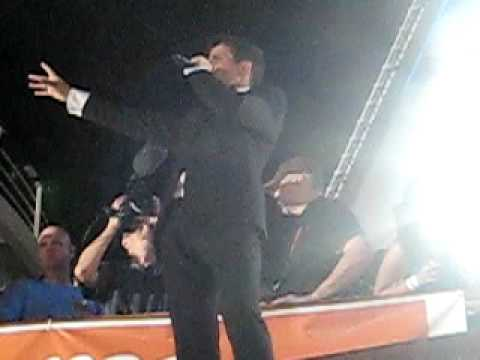 NKOTB Cruise 2010 Joey McIntyre Here We Go Again Casino Royale