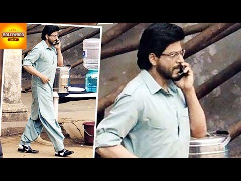 Shahrukh Khan NEW LOOK For 'Raees' | LEAKED | Bollywood Asia thumbnail