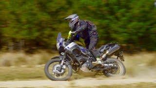 Motorcycle Adventure - Yamaha Tenere Tragics High Plains Run 2019