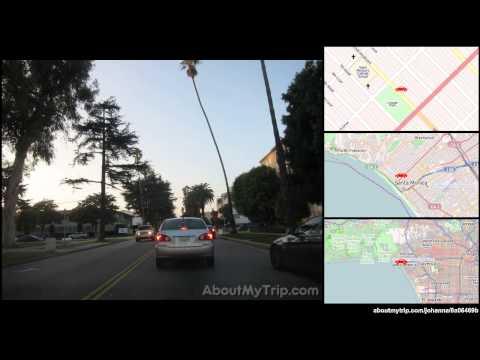 4th Street (Santa Monica, CA) to Palisades Avenue