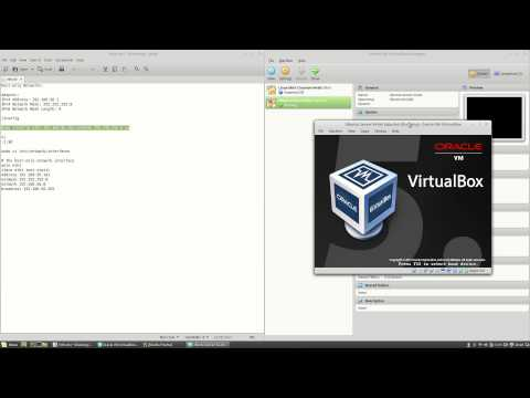 how to download virtualbox host-only network ethernet adapter
