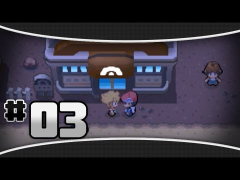 Pokemon Platinum - Part 3: Oreburgh City!