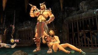 Mortal Kombat 9  Shao Kahn Expert Ladder