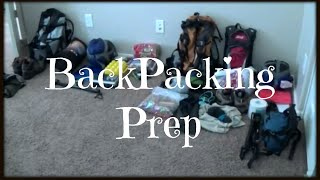 BackPacking Prep | Havasu Falls