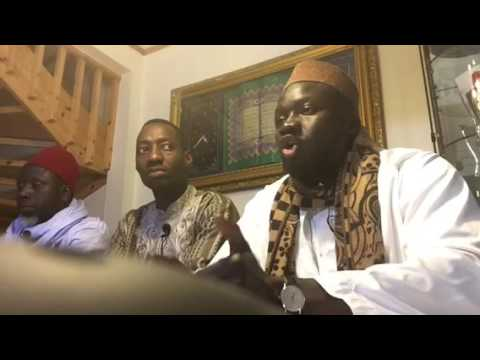 Mhammedlamin Laye interview by SAIDOU BAHS Production in Oslo Norway ( topic About the youths in Is