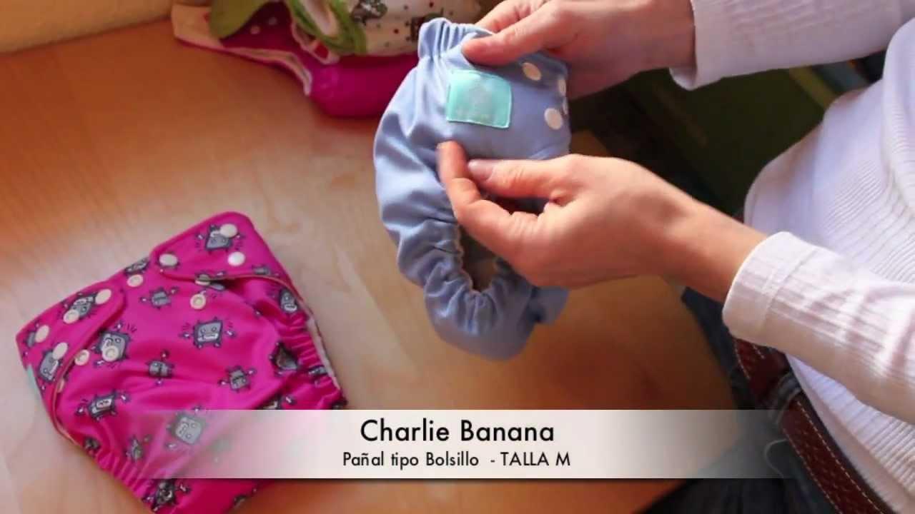 Revisi n pa ales de tela cloth diapers review youtube - Paneras de tela ...