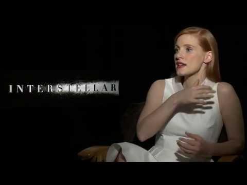 Interstellar: Jessica Chastain Exclusive Interview