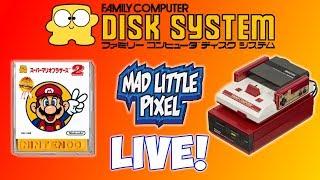 Madlittlepixel Live - Super Mario Bros. 2 Japan [Hidef AV Famicom + Disk System]