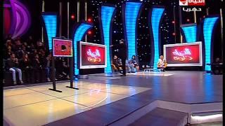 الحياة حلوة - عبد الباسط حمودة يطلب يد النجمة رزان مغربي على الهواء
