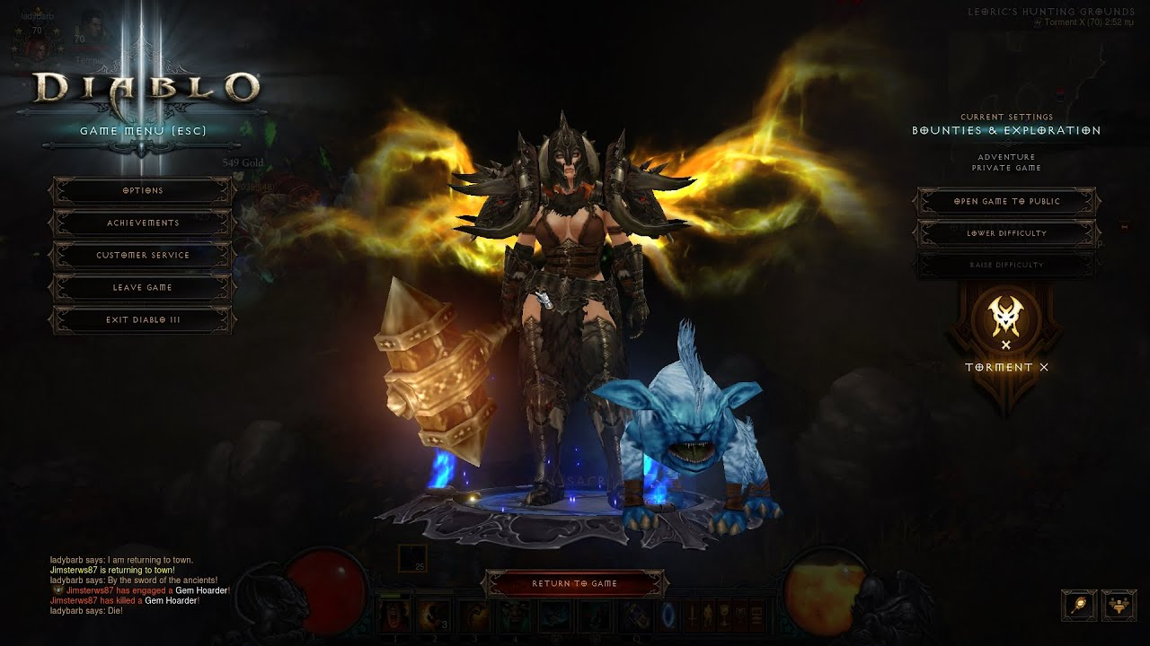 Diablo 3 nude patc h nude image