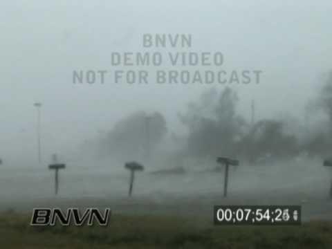 8/29/2005 Hurricane Katrina, Biloxi, Mississippi, Part 4 of 6