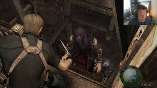 Let's Play Resident Evil 4 Part 8: The Clock Tower