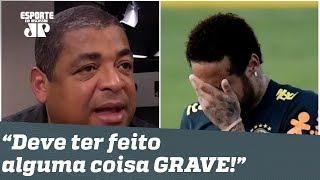 OLHA o que Vampeta falou após Neymar ser acusado de estupro!