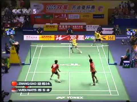 Amazing Badminton Point and Tricks