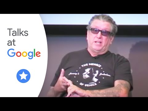 Steve Jones: Artists At Google video