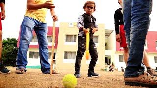 छोटू की हॉकी || Chotu ka Game!! Chotu Comedy | Khandesh Hindi Comedy