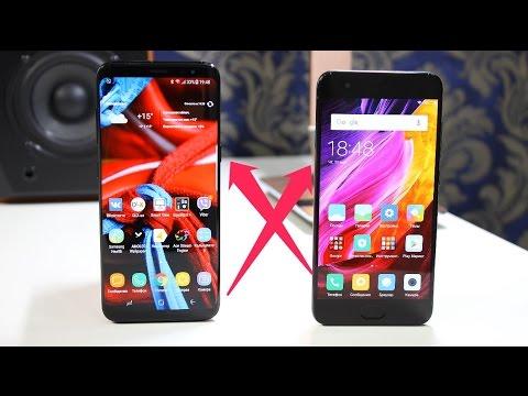 Xiaomi mi6 или Galaxy S8 что ЛУЧШЕ и что КУПИТЬ?!..если есть 800$!