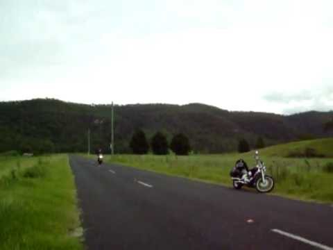 Benelli tre-k amazonas motorbike test ride... lola Video