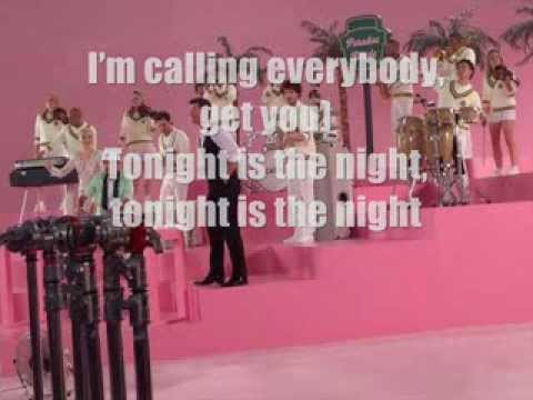 Jessie J- Calling All Hearts (ft. Robin Thicke, DJ Cassidy) Lyrics