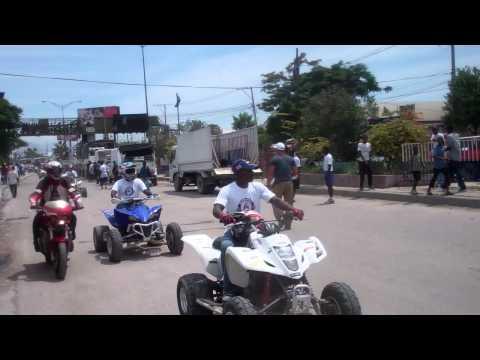 baligaz drag race haiti 2011 moto line up