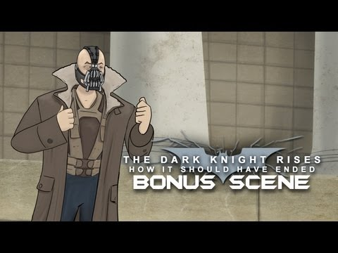 How The Dark Knight Rises Should Have Ended - Bonus Scene