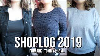 SHOPLOG 2019 + TRY ON!!
