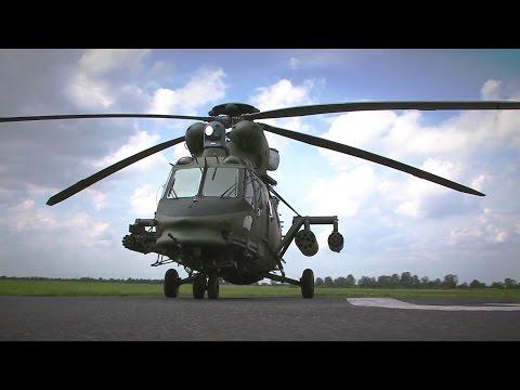 AgustaWestland - W-3PL Gluszec Multi-Purpose Combat Helicopter [1080p]
