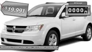 2013 DODGE JOURNEY Jackson, MS DT630467