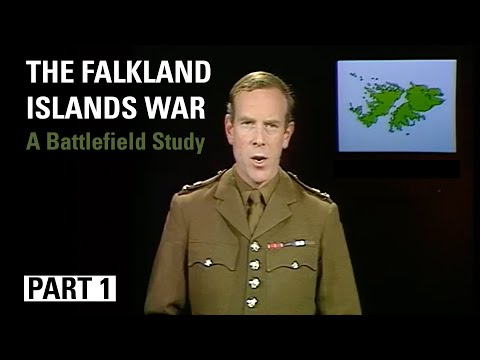 The Falkland Islands War - A Battlefield Study - Part 1