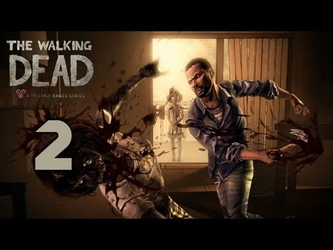 The Walking Dead #2 [Аптека Ли]