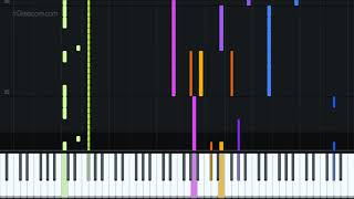 Dont Stop Believing -- Arrangement by Willy Deals by Journey [Piano Tutorial + Sheet music]