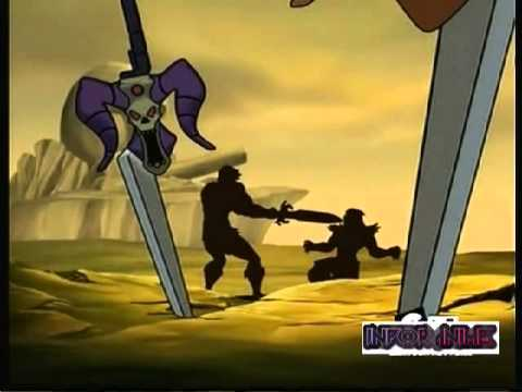 He-Man e Os Mestres do Universo (2002) - O Principio (Parte 3) Music Videos