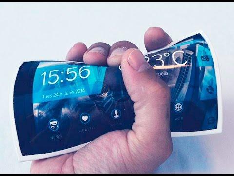 Los 5 Impresionantes Teléfonos Celulares más Avanzados del Mundo ? Teléfonos del futuro