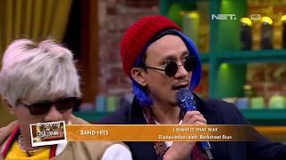 Penampilan Band Hits Membuat Studio Bergoyang - The Best of Ini Talk Show
