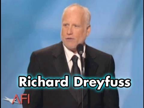 Richard Dreyfuss On Working With George Lucas
