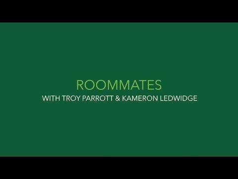 #IRLU21 ROOMMATES | Troy Parrott & Kameron Ledwidge