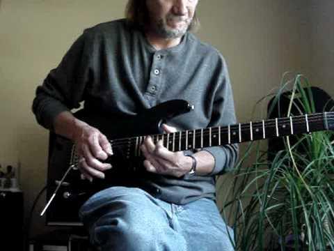 Electric Guitar Lessons  classic Rock Repeating Licks video